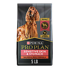 Purina® Pro Plan® Focus Sensitive Skin & Stomach Adult Dog Food - Salmon & Rice