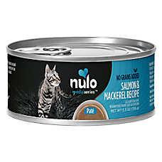 Nulo MedalSeries Cat & Kitten Food - Grain Free, Salmon & Mackerel