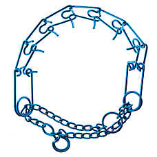Top Paw® Snap On Chain Dog Collar