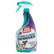Simple Solution Floral Fresh Scent Stain and Odor Remover
