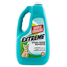 Simple Solution® Extreme Cat Stain & Odor Remover