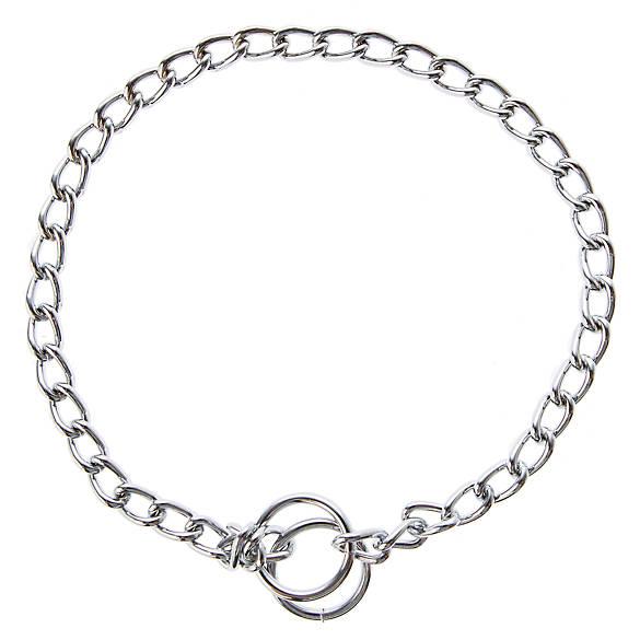 top paw u00ae basic chain dog collar