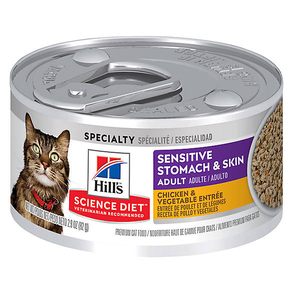 pet smart science diet cat food 2.9