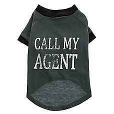 """Grreat Choice® """"Call My Agent"""" Tee"""