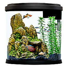 Top Fin® Enchant Aquarium - 3.5 Gallon