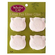 Whisker City® Litter Liner Clips