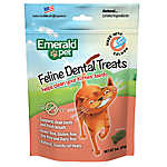 Smart n' Tasty Dental Cat Treat - Natural, Grain Free, Salmon