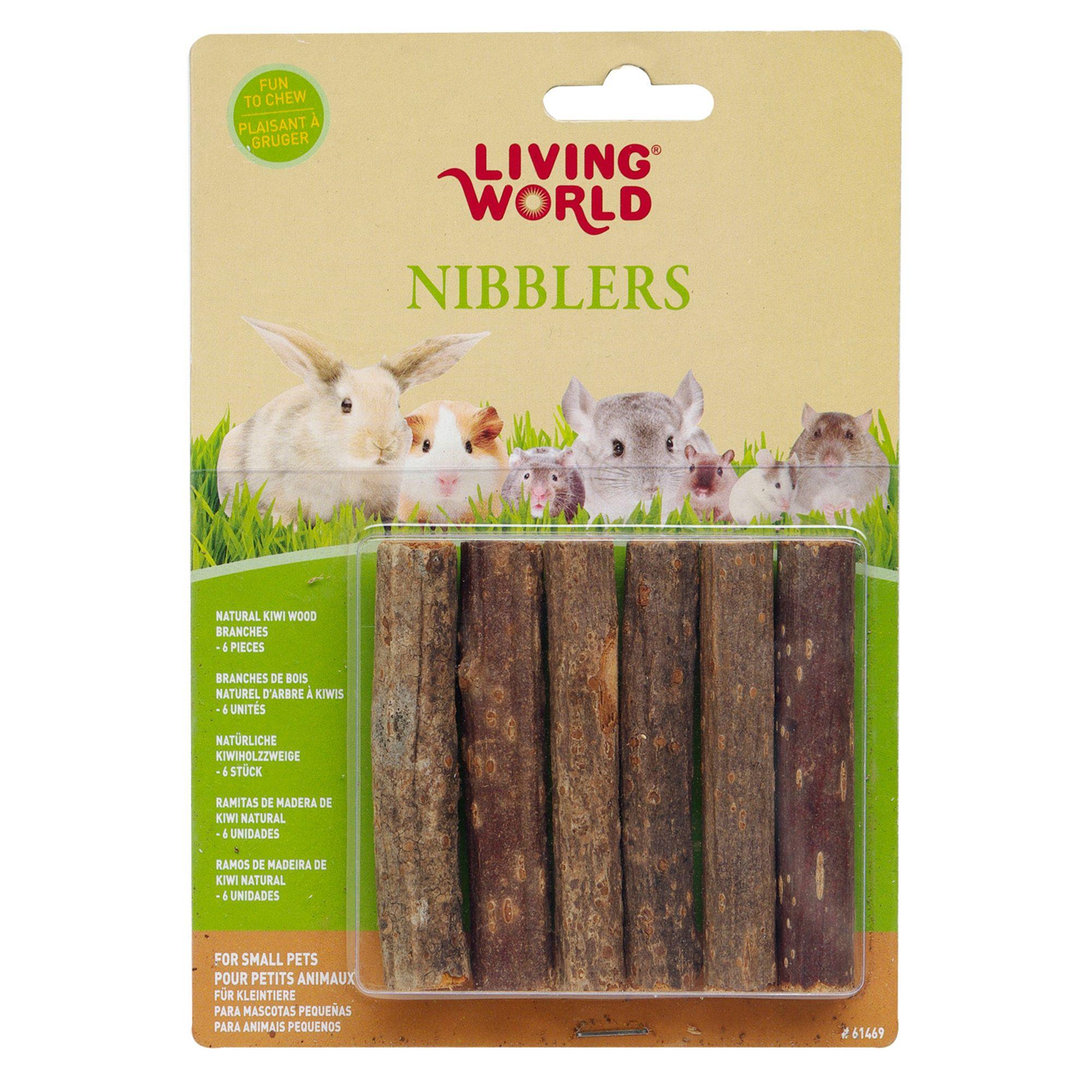 Living World Nibblers Kiwi Sticks