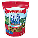 Natural Balance Limited Ingredient Treats Dog Treat - Grain Free, Sweet Potato & Bison