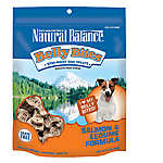 Natural Balance Belly Bites Dog Treat - Grain Free, Salmon & Legume