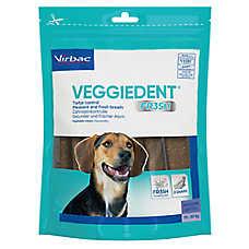 Virbac® C.E.T.® VeggieDent® Tarter Control Dog Chews