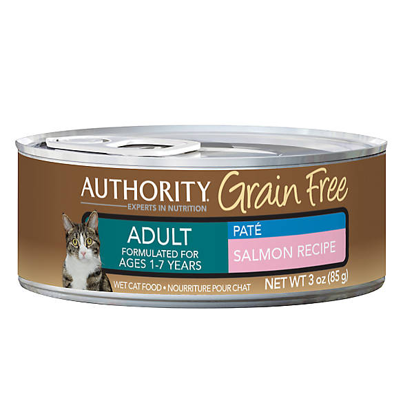 Authority Grain Free Wet Cat Food