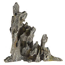 Top Fin® Gray Melting Wood Aquarium Ornament