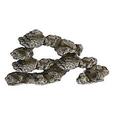 Top Fin® Gray Rock Stack Aquarium Ornament