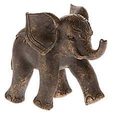 Top Fin® Elephant Aquarium Ornament