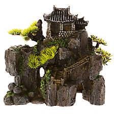 Top Fin® Asian Pagoda Aquarium Ornament