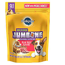 Pedigree® Dog Food, Puppy Food & Treats | PetSmart