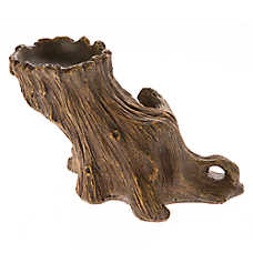 All Living Things® Tree Stump Plate