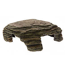 All Living Things® Slate Turtle Ramp