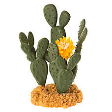 All Living Things® Prickly Pear Cactus Reptile Ornament