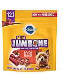 PEDIGREE® JUMBONE® Mini Dog Treat - Bacon