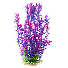 Top Fin® Purple Artificial Aquarium Plant