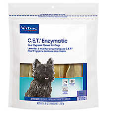 Virbac® C.E.T.® Enzymatic Oral Hygiene Care Dog Chews