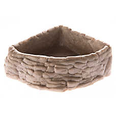 Zoo Med™ Repti Rock Corner Bowl