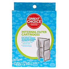 Grreat Choice® Internal Filter Cartridges