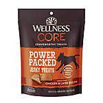Wellness® CORE® Pure Rewards Jerky Dog Treat - Natural, Grain Free, Chicken & Lamb