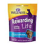 Wellness® Soft Wellbites Dog Treat - Natural, Grain Free, Chicken & Lamb