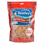 Dentley's® Rawhide Chew Chips Dog Treat - Chicken