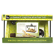 All Living Things® Desert Reptile Starter Kit