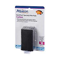 Aqueon® QuietFlow Specialty Carbon Filter Pads