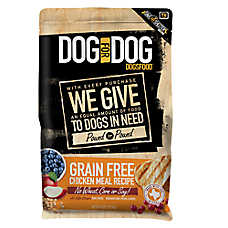 Dog For Dog DogsFood - Grain Free, Chicken Meal