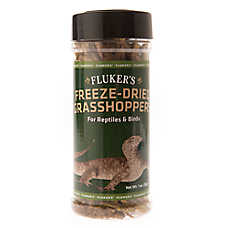 Fluker's® Freese Dried Grasshoppers