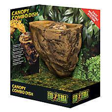 Exo Terra® Canopy Combo Dish