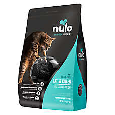 Nulo MedalSeries Cat & Kitten Food - Grain Free, Cod & Duck