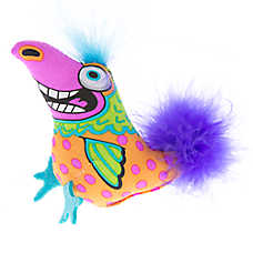 Petstages® Big Mouth Bird Cat Toy