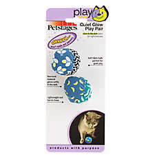 Petstages® Quiet Glow Play Cat Toy