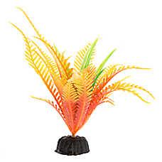 Top Fin® Long Orange and Red Aquarium Plant