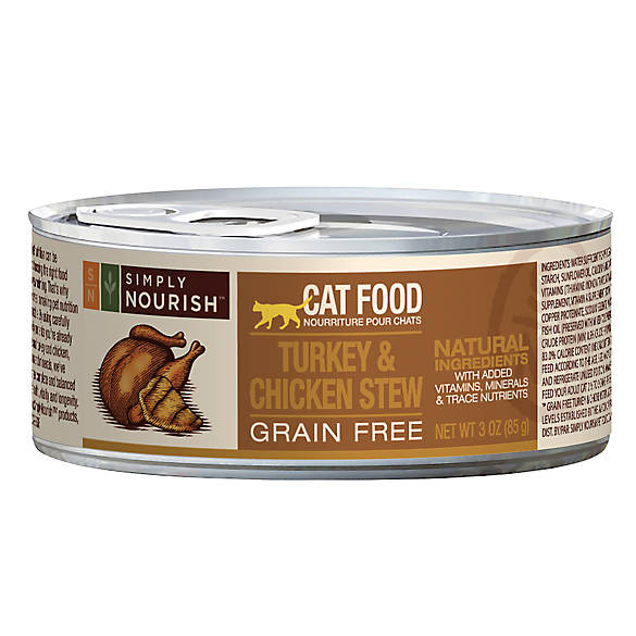 Is Simply Nourish A Good Cat Food