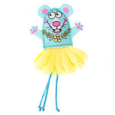 Petstages® Madcap™ Tutu Mouse Cat Toy