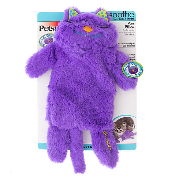 Petstages Purr Pillow Cat Toy Cat Plush Toys Petsmart