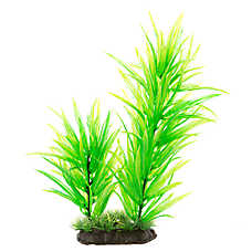 Top Fin® Green Spikey Landscape Aquarium Ornament