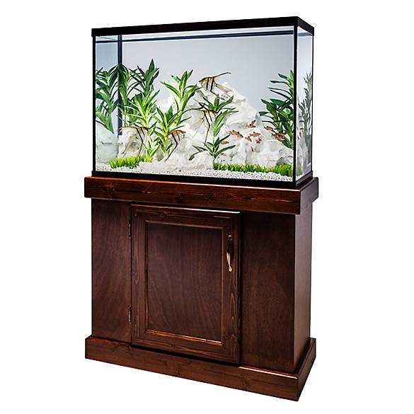 Marineland 37 gallon led aquarium ensemble fish for Petsmart fish aquariums