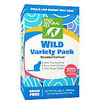 Only Natural Pet Wild Variety Pack Cat Food - Natural, Grain Free, 3ct