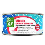 Only Natural Pet Cat Food - Natual, Grain Free, Ocean Delight Tuna & Salmon