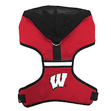 Wisconsin Badgers NFL Dog Harness