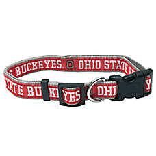 Ohio State Buckeyes NCAA Dog Collar